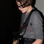 Stag guitarist