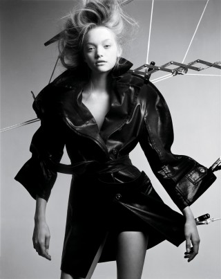 Gemma Ward - Strutten