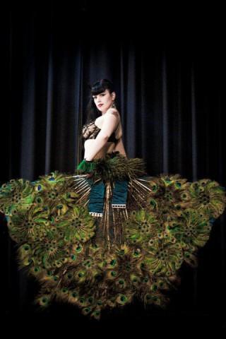 La Viola Vixen by Kahlia Litzow