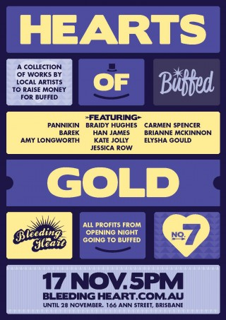 Hearts of Gold poster