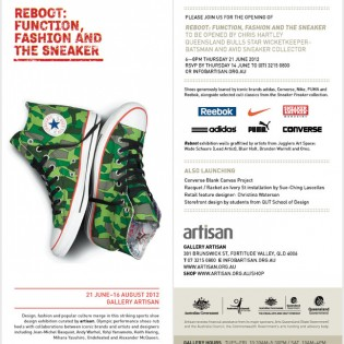 Reboot: Function, Fashion and the Sneaker