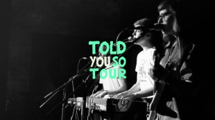 ToldYouSoTour